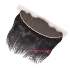 Natural Straight 13*4 Lace Frontal Wholesale Brazilian Virgin Hair-HW016