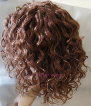 color 33 curly back