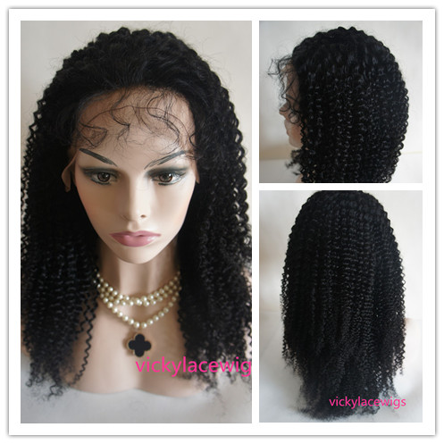 kinky curly lace wigs