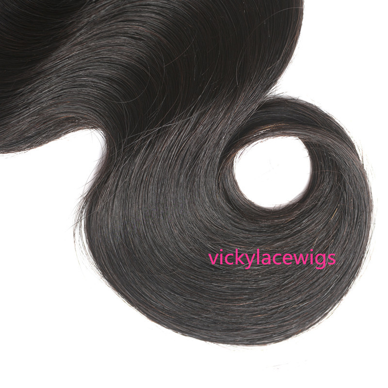 body wave hair wefts